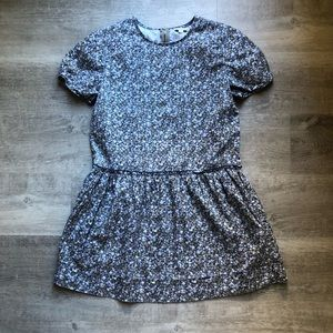 Gap floral pattern dress size XS